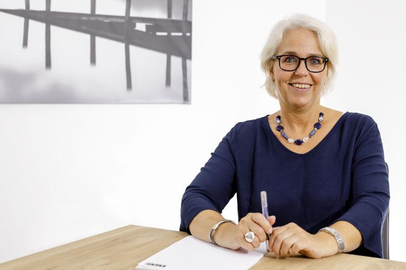 Teambild Anja Hafner